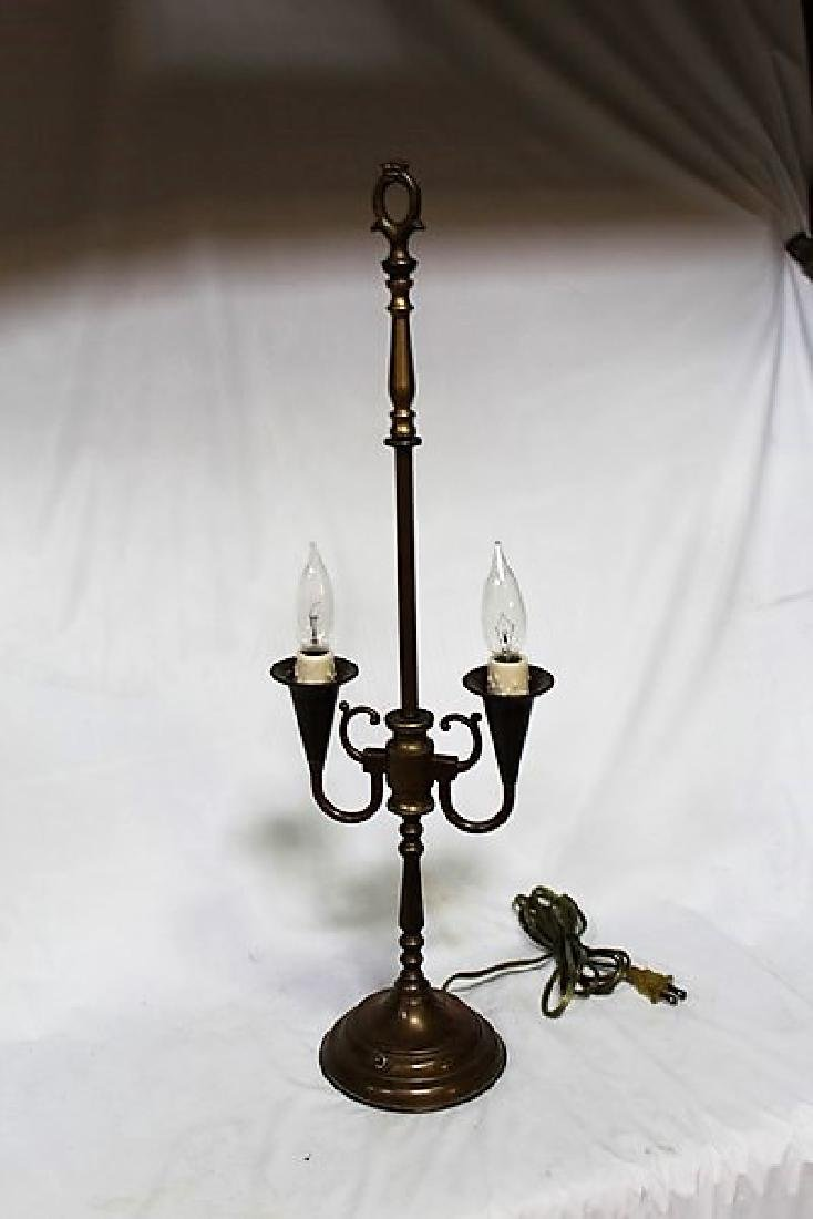 Antique Original Lamp Base