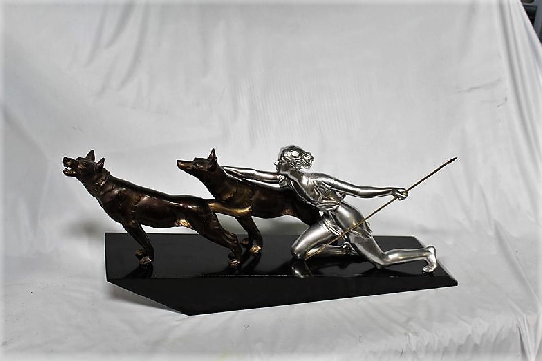 Original Art Deco Figurine