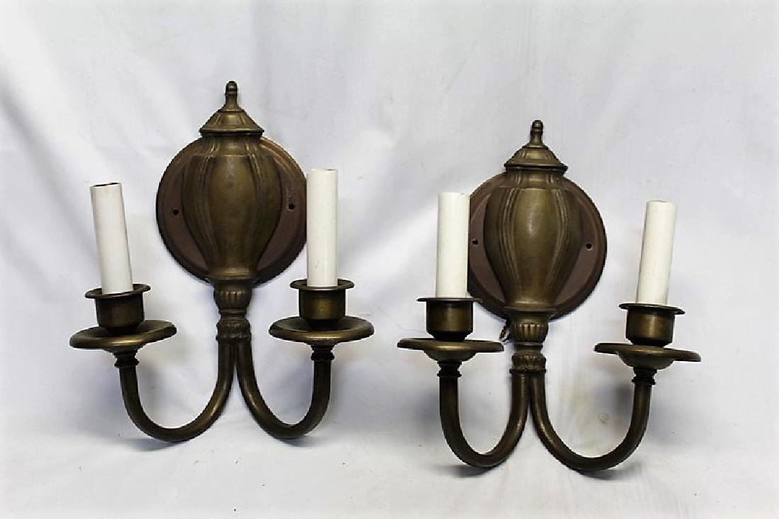 Set of 5 Wall Sconces