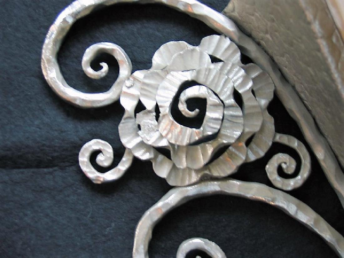 Art Deco Style Wall Sconces (Pair) - 2