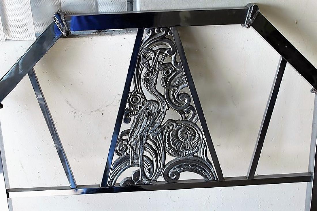 Original Art Deco Bed Frame - 3