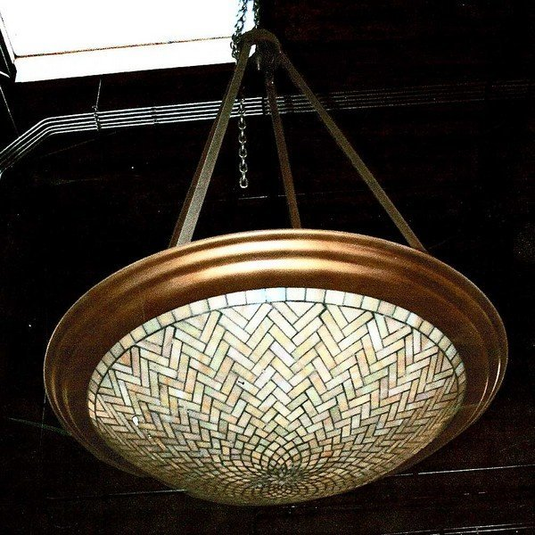 Large tiffany Style Chandelier