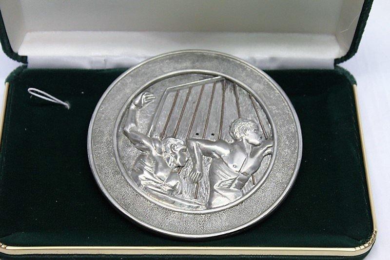 Medallion - 3