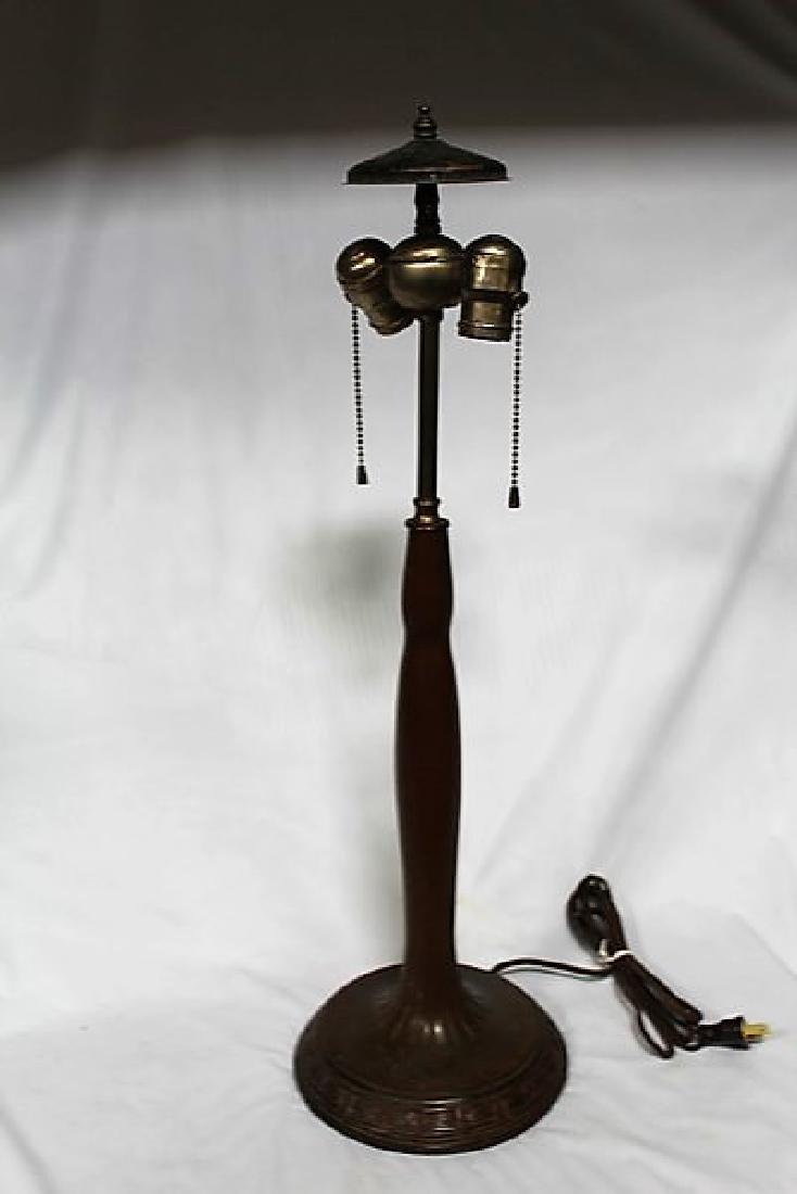Antique Original Lamp Base