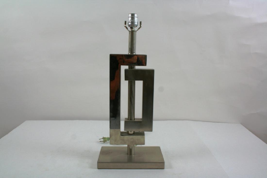 Art Deco/Modernist Lamp