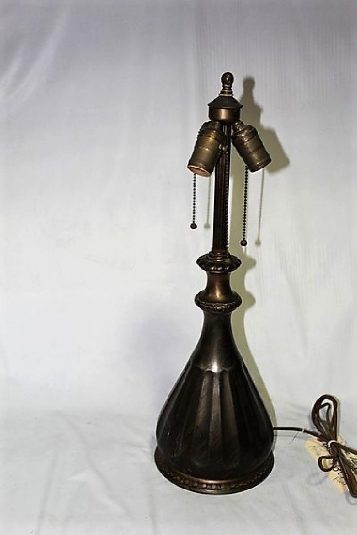 Antique Lamp Base - 2