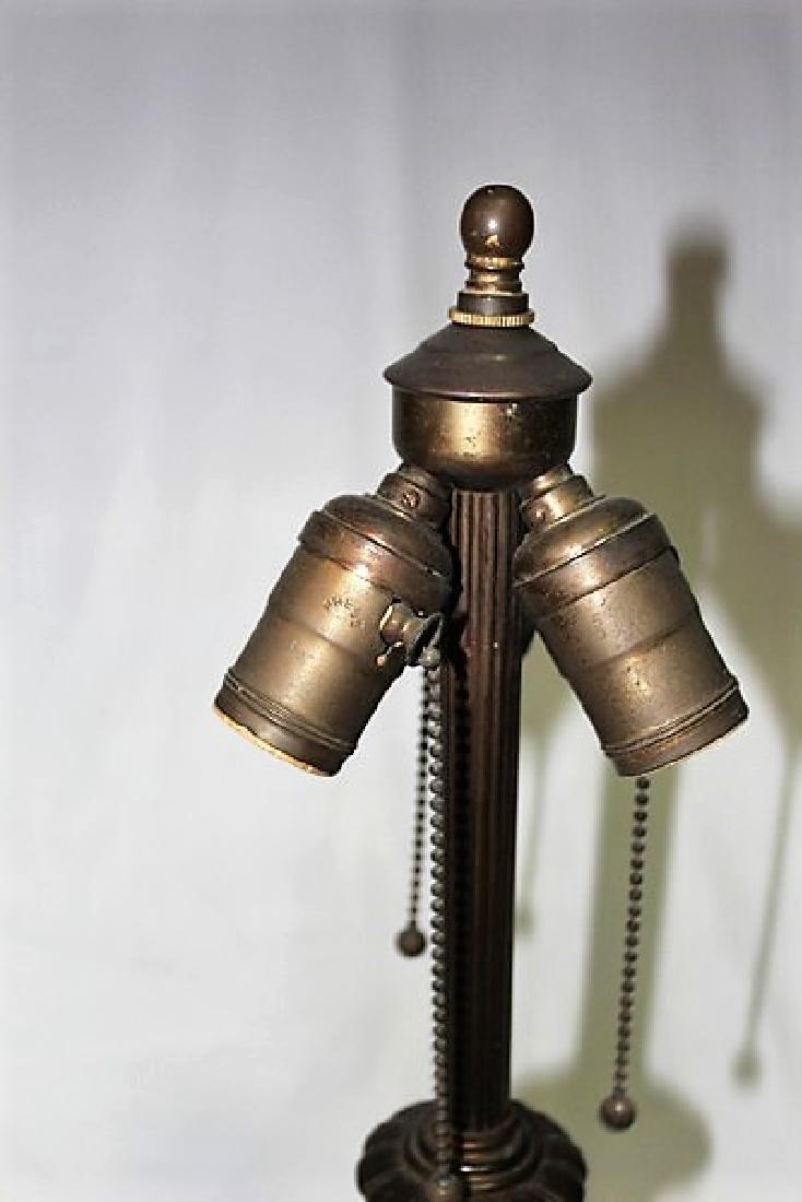 Antique Lamp Base - 3