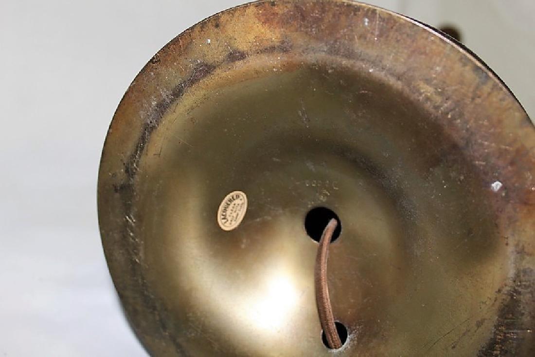 Antique Lamp Base - 4