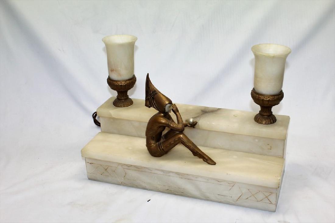 Original Art Deco Lamp