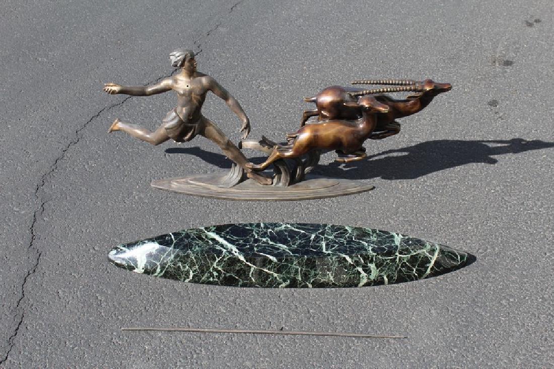 Large Original Art Deco Figurine