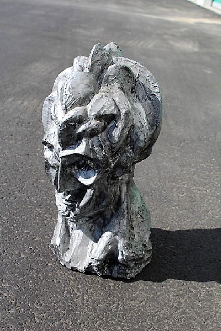 Picasso Style Sculpture