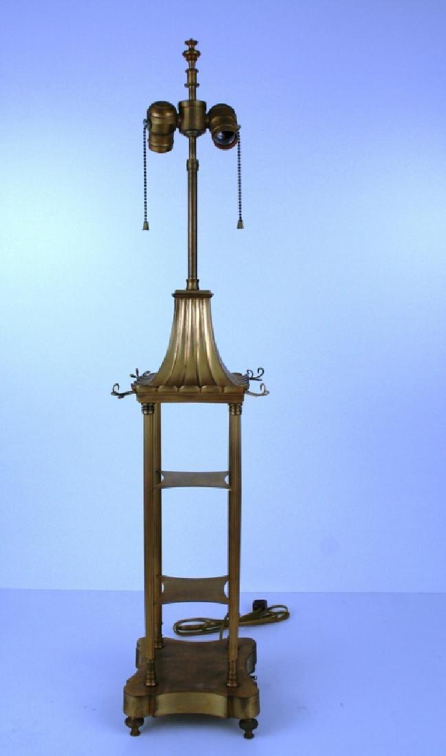 Classic Pagoda Table Lamp