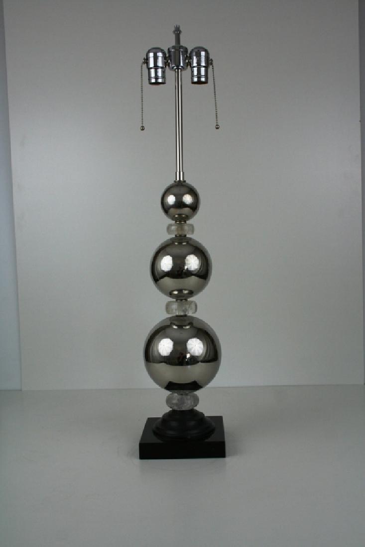 Art Deco/Modern Table Lamp