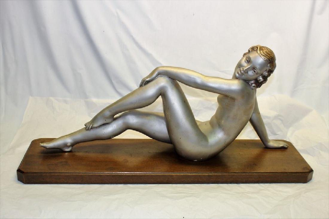 Original Art Deco Figurine
