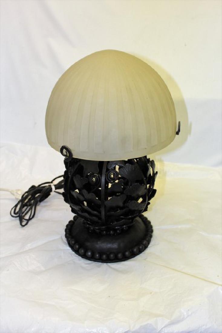 Art Deco Style Table Lamp