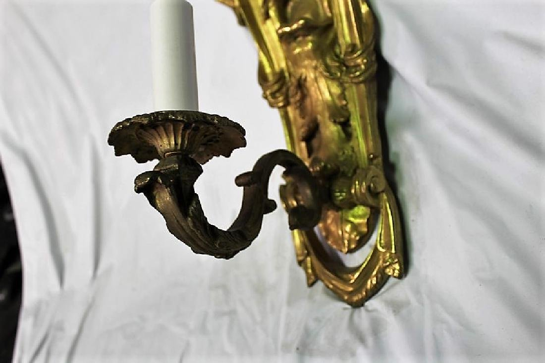 Gothic Style Wall Sconce - 3