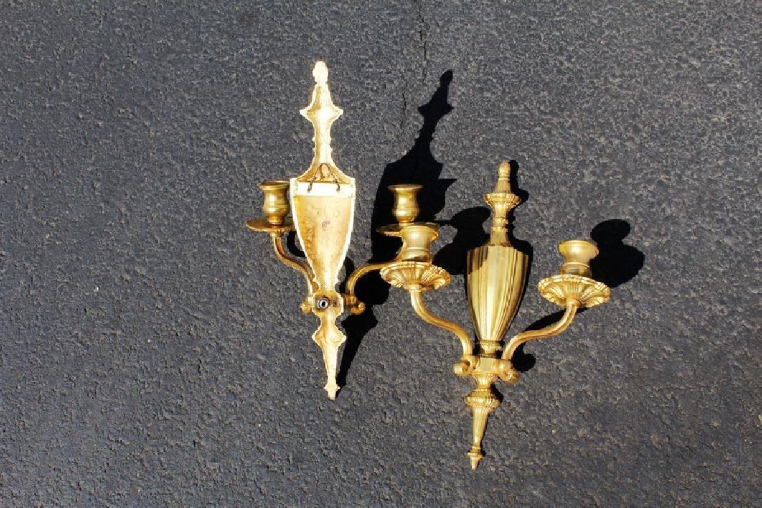 Empire Style Sconces (Pair) - 3