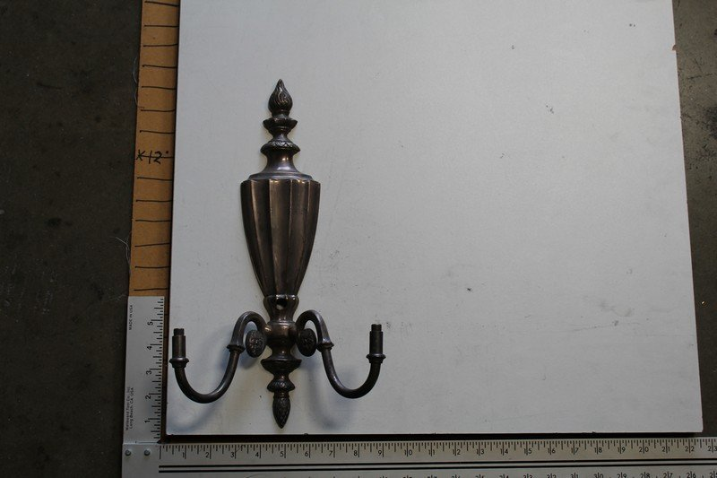 Antique Wall Sconce - 2