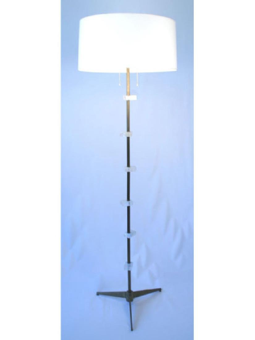 Art Deco/Modern Floor Lamp
