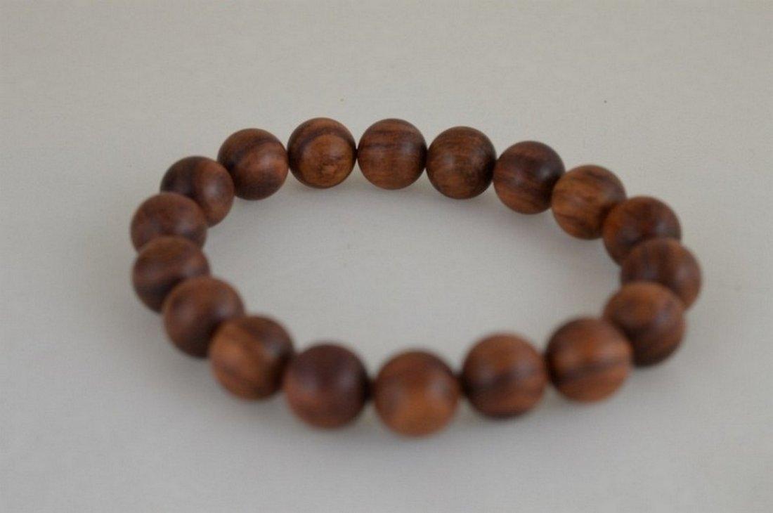 Hainan China Huanghuai wood Bracelet