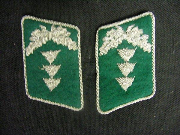 1047: WWII GERMAN LUFFWAFFE COLLAR TABS
