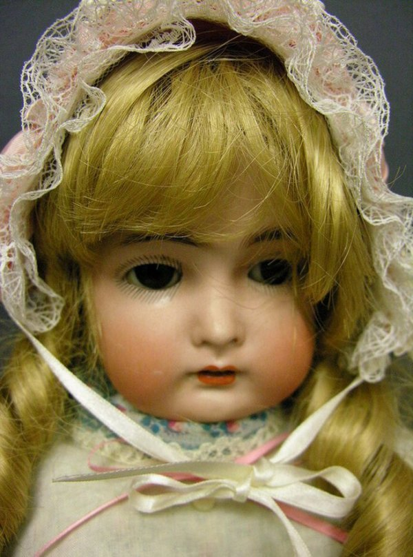 508: K STAR R 403 BISQUE DOLL