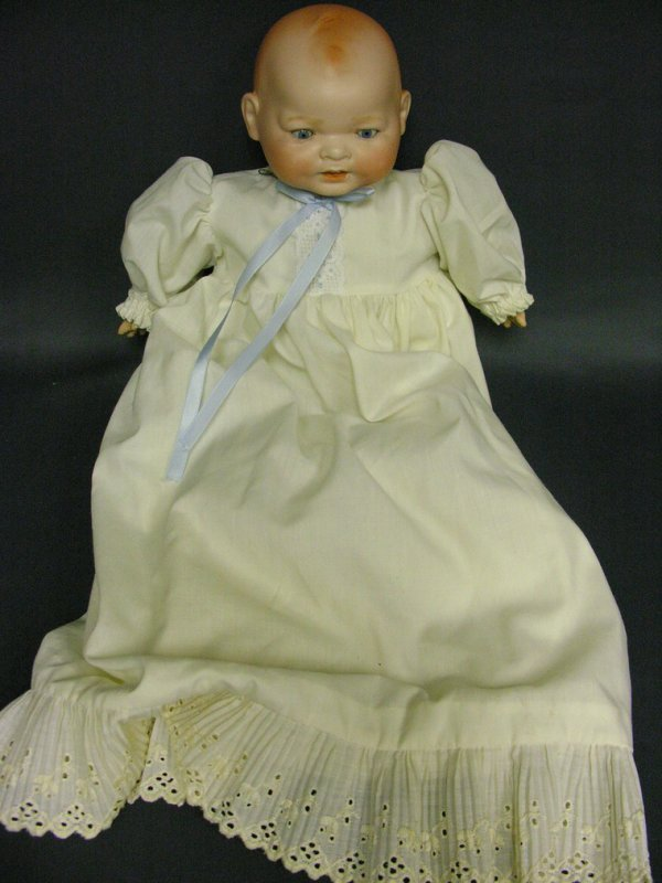 515: GERMAN BISQUE KESTNER CENTURY DOLL CO. INFANT