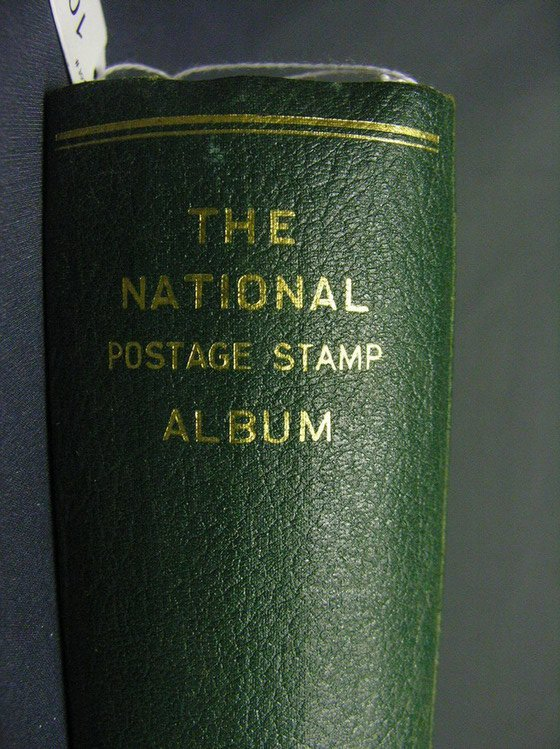 1070: U.S. POSTAGE STAMP COLLECTION FROM 1847-1963
