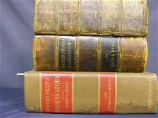 1114: ANTIQUE MEDICAL DISPENSATORY OF US 1851,45, 1937