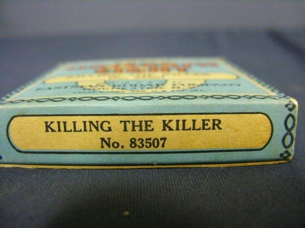 601: CINEGRAPH EIGHT KILLING THE KILLER MOVIE
