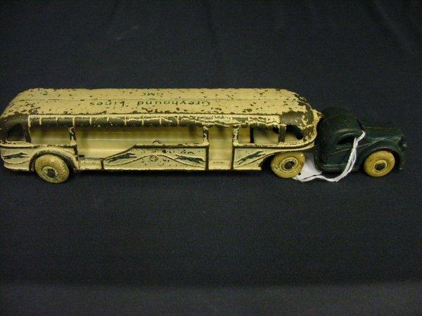612: ARCADE GREYHOUND LINE GMC BUS