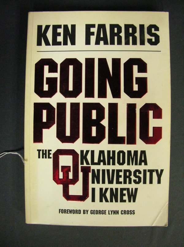 700: GOING PUBLIC OKLAHOMA UNIVERSITY KEN FARRIS