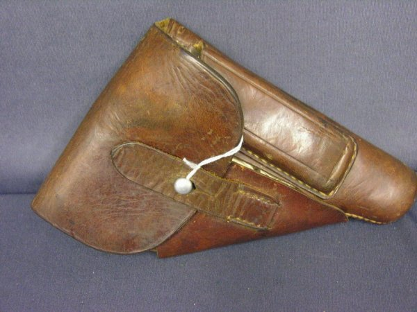 2437: WWII WALTHER PPK HOLSTER
