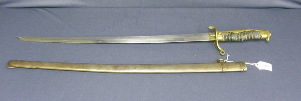 2472: WWII CAPTURED JAPANESE SWORD