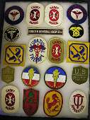 2862: MILITARY PATCHES