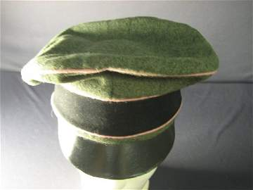 4243: WWII GERMAN CAP