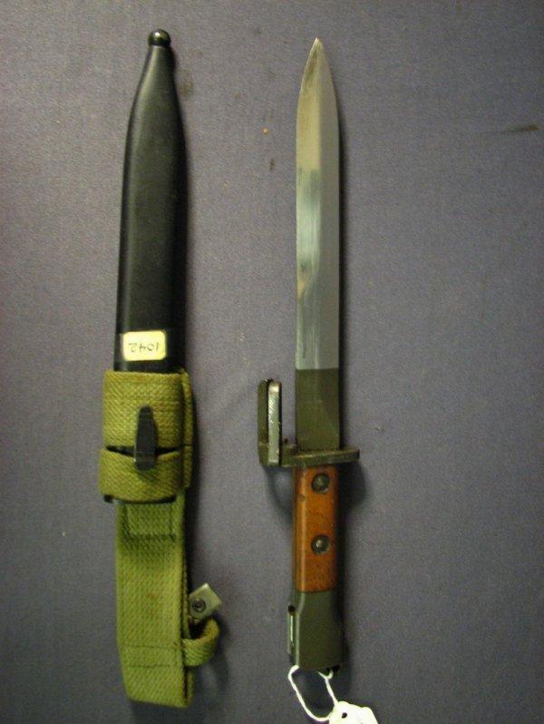 5386: CANADA M1953 FN FAL BAYONET - 2