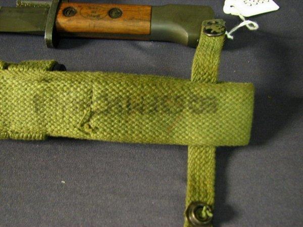 5386: CANADA M1953 FN FAL BAYONET - 4