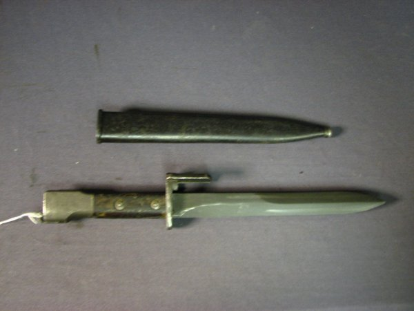 5504: BELGIUM M1953 FN FAL BAYONET - 2