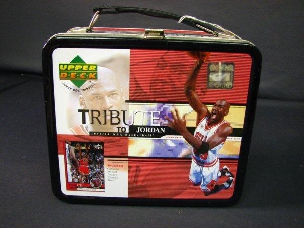 6110: LUNCH BOX TRIBUTE TO JORDAN 1988-1989