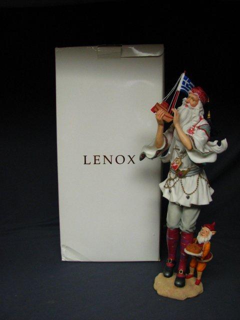 7009: LENOX PENCIL SANTA SWEET ST. NIKOLAS