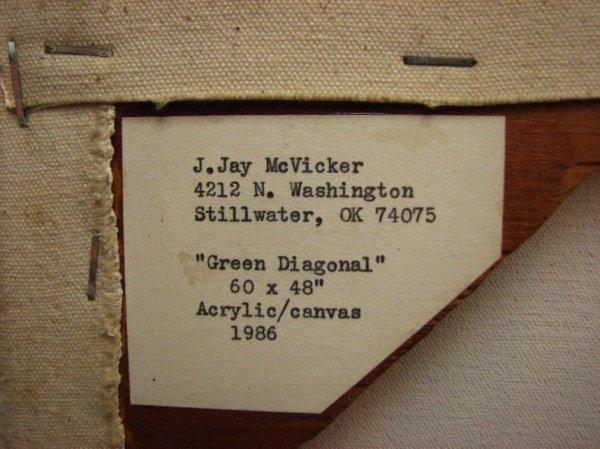 8020: J. JAY McVICKER PAINTING - 8