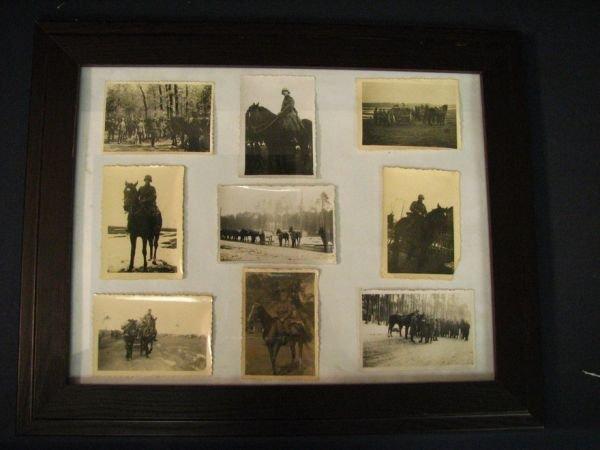 8009: WWII GERMAN CAVALRY PHOTOGRAPHS