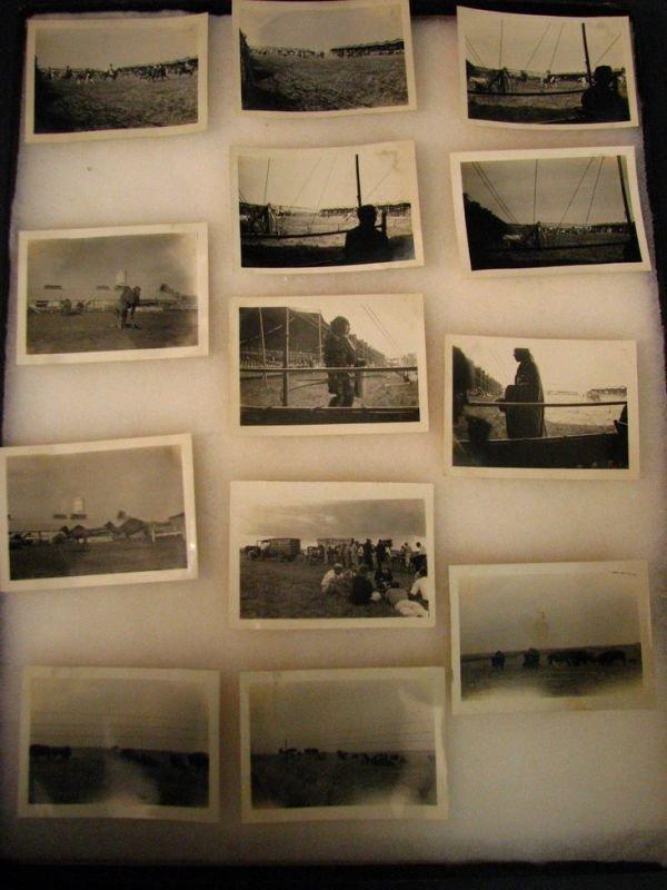 8017: 13 1930 PHOTOS 101 RANCH