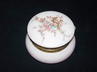 WAVECREST POWDER JAR