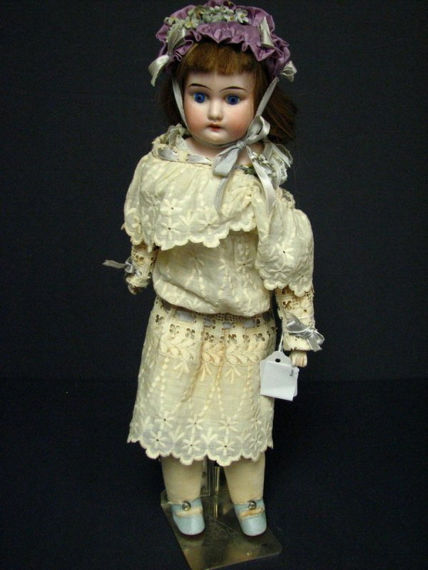415: ARMAND MARSEILLE CHARACTER BISQUE DOLL