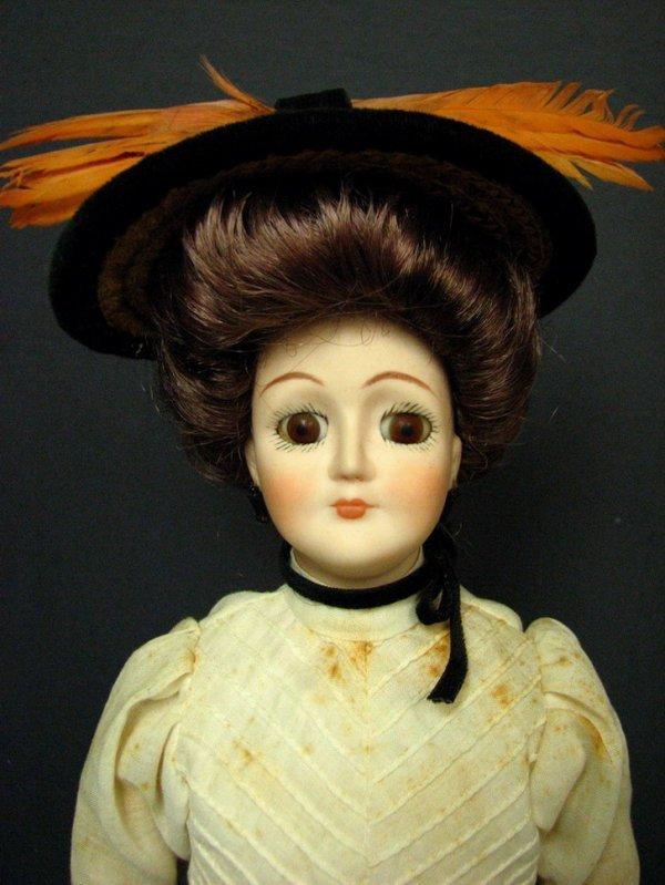 418: GIBSON GIRL KATE REPRODUCTION