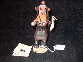 Hopi Mudhead Kachina Doll