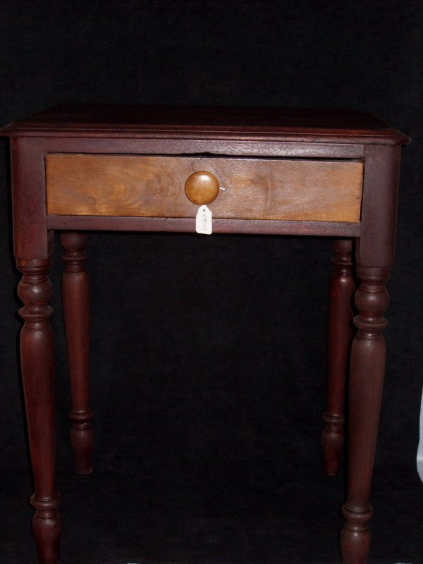 430: Cherry Sheraton Country Table