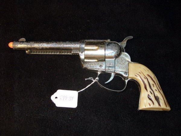 448: MATTEL FANNER 50 CAP GUN